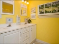 Crowe's Cottage master bathroom.
