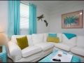 Wonderfully comfortable living room for sharing the good times with you family.