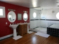 Huge private bathroom, just off the Master Bedroom