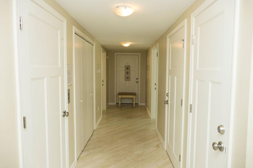 Hallway at Sea Spray, a Tybee Island vacation rental home