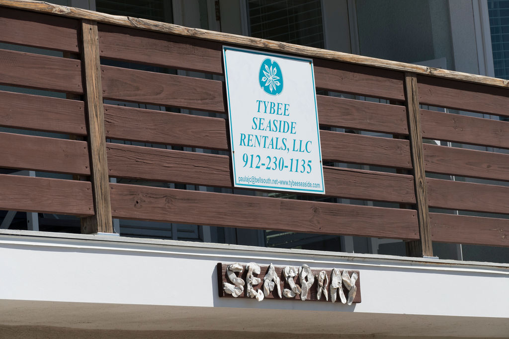 Sea Spray, a Tybee Island vacation rental home managed by Tybee Seaside Rentals