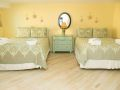 Beds at Sea Spray, a Tybee Island vacation rental home