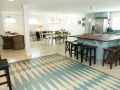 Kitchen and dining room at Sea Spray, a Tybee Island vacation rental home
