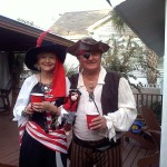 Arrgg!! Tybee Island Pirate Festival Brings Out the Adventure in Crowe's Cottage Guests